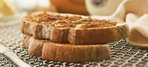 Crispy toast with soft melted butter, and the crowning glory of delicious MILO® powder make the perfect breakfast on a busy day.